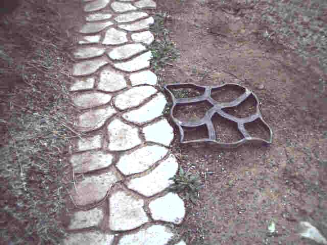 caminos en el jardin Path4